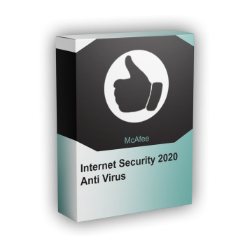 McAfee Internet Security 2020 Anti Virus