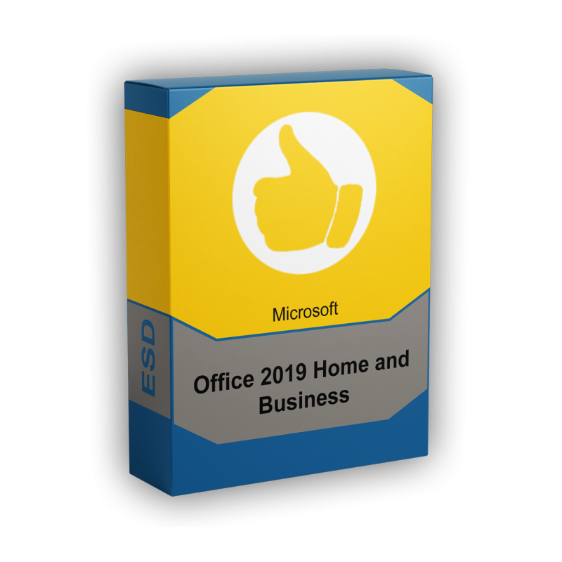 Microsoft Office 2019 Home & Business PC