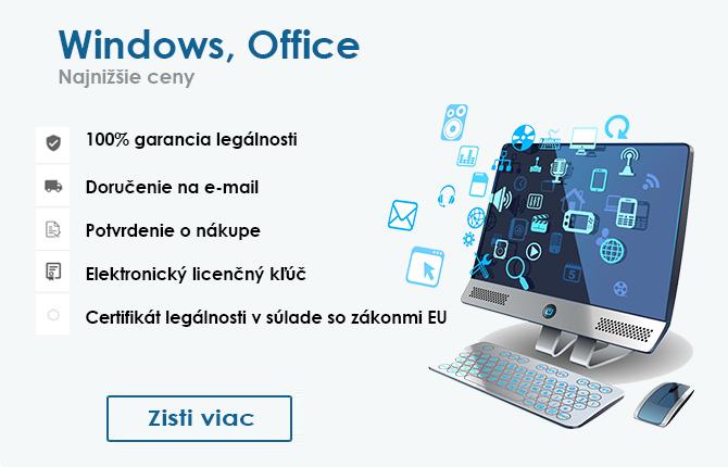 Windows, Office